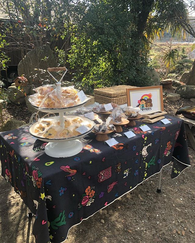 @taisanji_coffee さんで待ってますーよろしくお願い致します🤲#太山寺珈琲焙煎室 #よろしくお願いします #焼き菓子屋#販売会#pieces焼き菓子