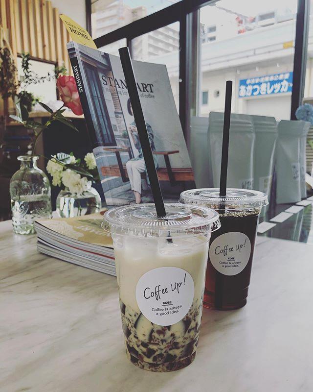 @coffeeup_kobe さん美味しい#coffeeup#神戸#コーヒー#コーヒーのある暮らし #コーヒー好き #コーヒー巡り #コーヒーゼリー#美味しいコーヒー