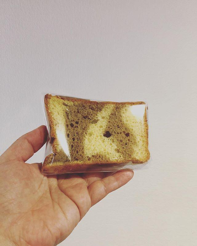 コーヒーのしましましまうまシフォン#イベント情報 #ファーマーズマーケット#eatlocalkobefarmersmarket #eatlocalkobe #しましま#シフォンケーキ#ベーキングパウダー不使用#卵の力#しまうまシフォン