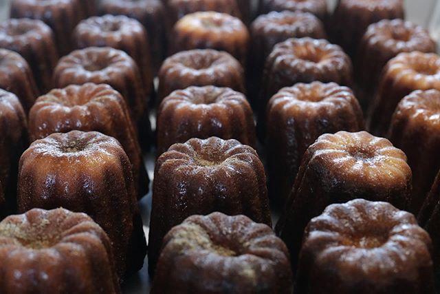 cannelé de Bordeaux4種類プレーンチャイコーヒーほうじ茶カヌレは現在お休み中ですが@anonyme_s_s にて3日間限定で販売します!その他muffinもあります。プレーン、ブルーベリー、キャラメルバナナ2日目はチーズケーキとmuffinの予定です。3日目は瓶入りチーズケーキとカヌレの予定です。#焼き菓子屋#pieces焼き菓子#おやつや#cannelé de Bordeaux#カヌレ#カヌレ部#カヌレ作り#マフィン#大山こむぎ